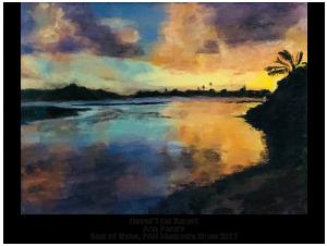 Artwork by Pastel Artist of Hawaii, Ann Peters