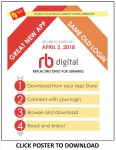 RB Digital web flyer