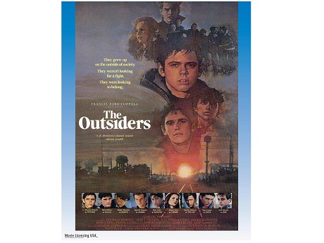 The Outsiders movie poster