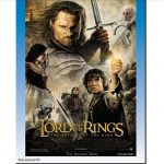 The Lord of the Rings: Return of the King Movie Poster
