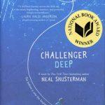 blue book cover challenger deep schusterman