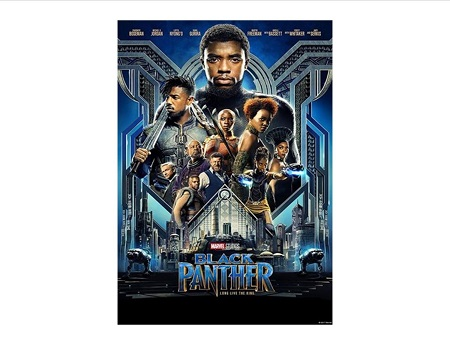 Hawaii State Public Library Systemmovie Showing Black Panther