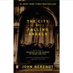 Book cover for City of Falling Angels