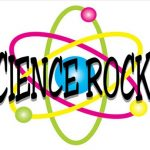 Science Rocks with atom image