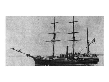 Kalakaua's Voyage