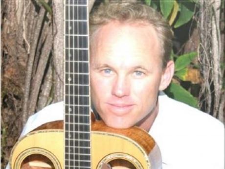Musician Chris Yeaton