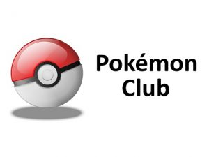 Pokemon Club logo