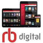 rbdigital logo with mobile devices