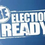 Be Election Ready graphic