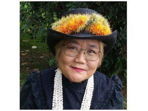 Storyteller Nyla Fujii-Babb