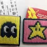 examples of easy cross stitch wallets