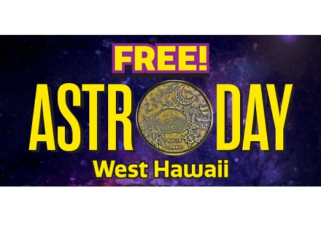 Astro Day West Hawaii logo