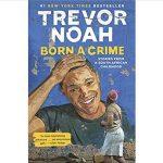 Book club Born A Crime by Trevor Noah