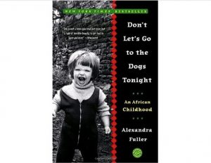 Book Cover Don't Let's Go to the Dogs Tonight