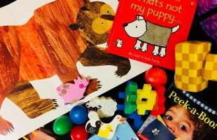 Board Books and Toys