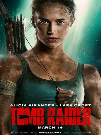 Tomb Raider Movie Poster