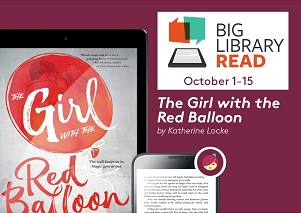 Big Library Read and The Girl with the Red Balloon book image