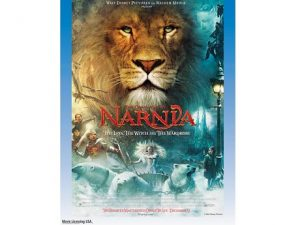 The Chronicles of Narnia movie poster