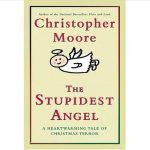 Book cover for The Stupidest Angel