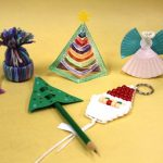 Christmas craft samples