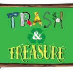 Honolulu Theatre for Youth's Trash and Treasure logo