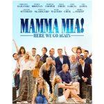 Mamma Mia here we go again movie poster