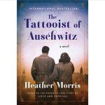 Tattooist of Auschwitz book cover