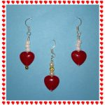 examples of wrapped wire earring craft