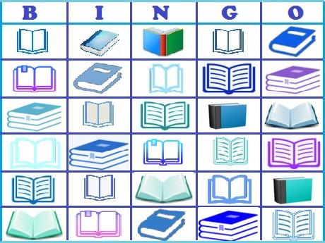 Book Bingo Grid