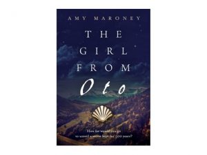 Book cover of The Girl from Oto