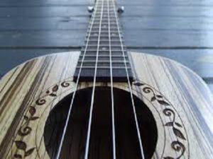 Guitar 4 Strings