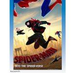 Spider-Man Into the Spider-Verse movie poster
