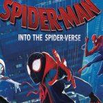 Spider Man Into the Spider Verse Movie Poster