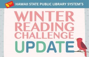 Winnter Reading Challenge Update graphic