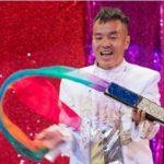 Magician Kelvin Chun
