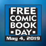 2019 Free Comic Book Day logo