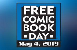 2019 Free Comic Book Day logo