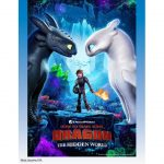 How to Train Your Dragon: Hidden World movie poster