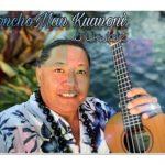 man with ukulele