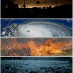 Thumbnails of natural disasters