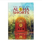 Color image of front cover of the short-story anthology The Best of Aloha Shorts