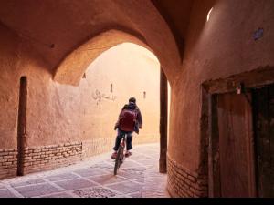 photograph: Ancient Desert City of Yazd, Iran by Karen Ahn