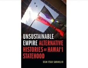 Book cover of Unsustainable Empire
