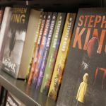 Book titles of author Stephen King