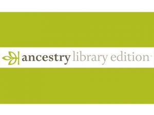 Ancestry database logo