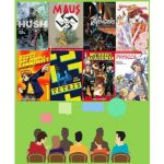 Graphic Novel Talk Story