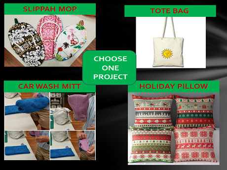 Sewing Program Options at Kahuku Cool Lab