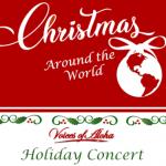 Logo for Voices of Aloha Choir