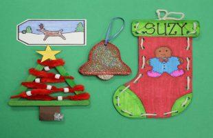 X'mas Ornaments