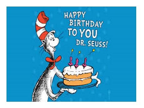 Pleasing Hawaii State Public Library Systemdr Seuss Birthday Celebration Funny Birthday Cards Online Elaedamsfinfo